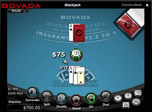 RTG blackjack games